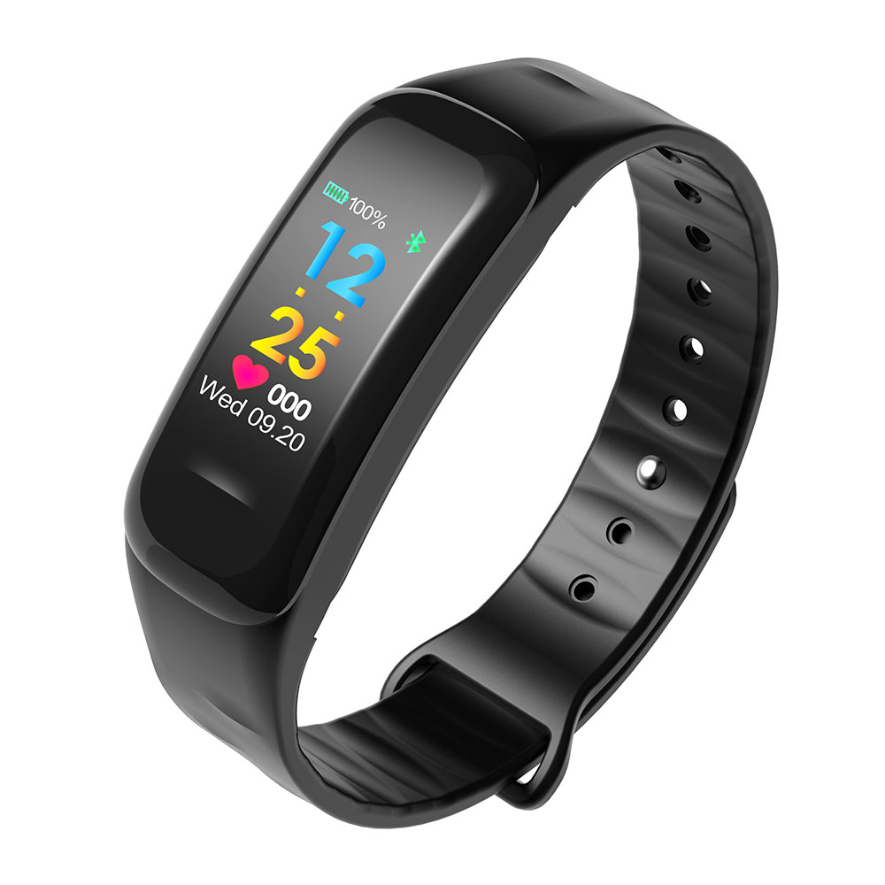 C1 Plus PPG Smart Sport Bracelet with Heart Rate Monitoring Function фото