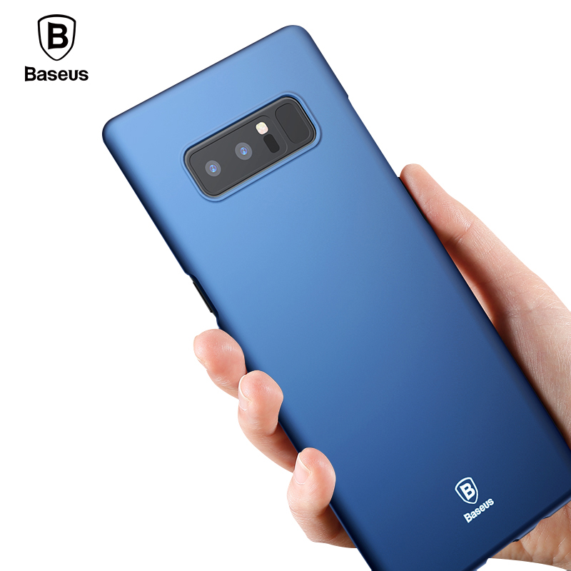 Baseus Thin Case for Samsung Galaxy Note 8 (WISANOTE8-ZB) фото