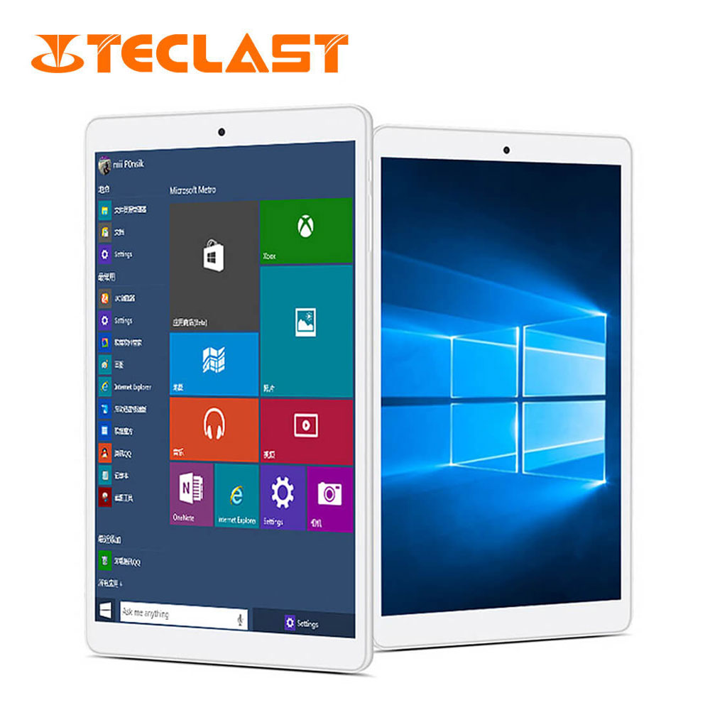 Teclast X80 Pro 8 Inch Android 5.1 + Windows 10 Dual OS Tablet PC фото