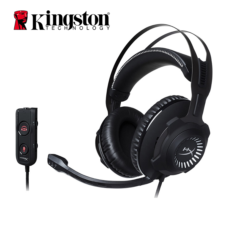Kingston HyperX Cloud Revolver S Wired Gaming Headset with Virtual Dolby 7.1 Surround Sound for PC & PS4 фото