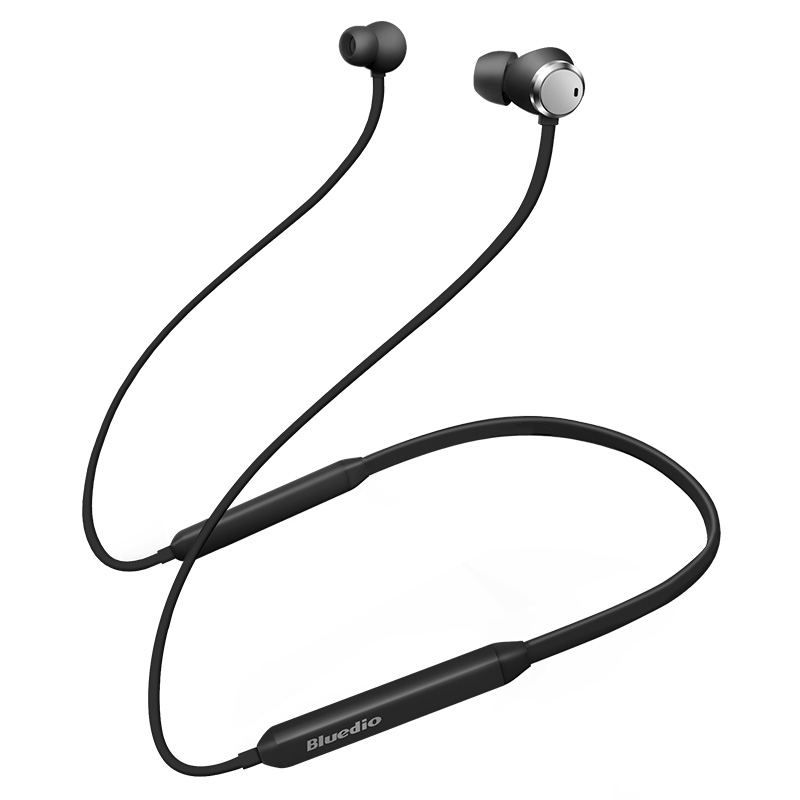 Bluedio TN Sports Bluetooth V4.2 Earphone with Dual Mic Active Noise Cancelling фото