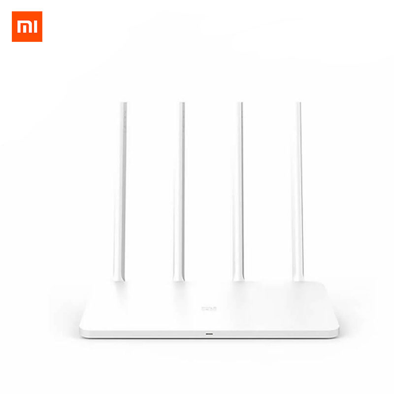 (English Version) Xiaomi Mi WiFi Router 3C with 4 Antennas фото
