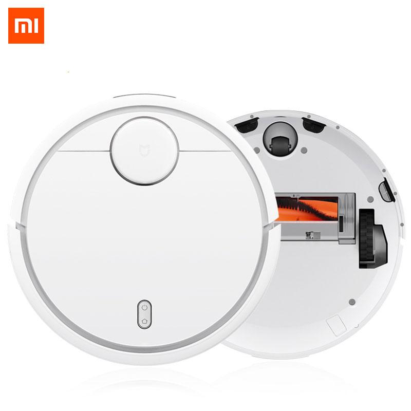 Xiaomi Mijia Robot Vacuum Cleaner 1st Generation фото