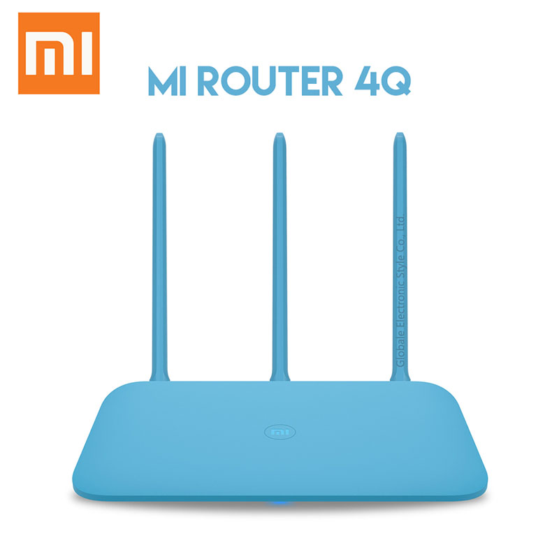 Xiaomi Mi 4Q Wireless Router Three Antennas /2.4 GHz 450Mbps фото