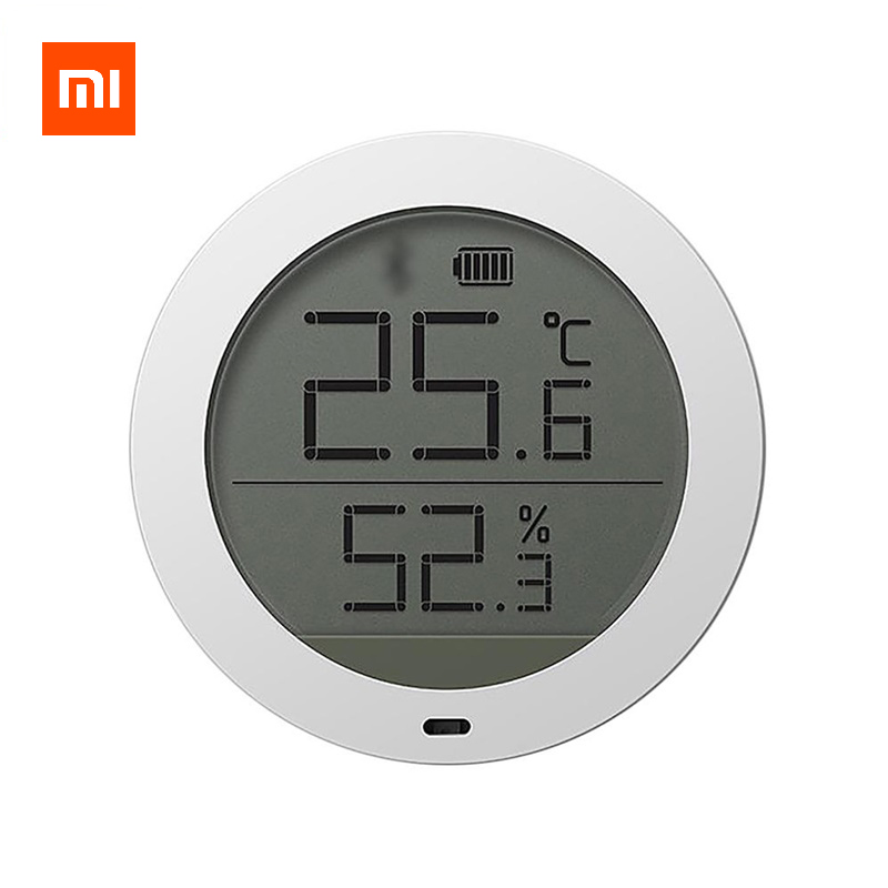 Xiaomi Mijia Thermostat Accuracy Temperature Humidity Monitor фото