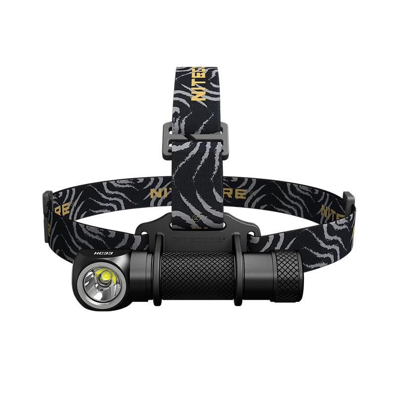 Nitecore HC33 High Performance Versatile L-shaped Headlamp 1800Lumens фото