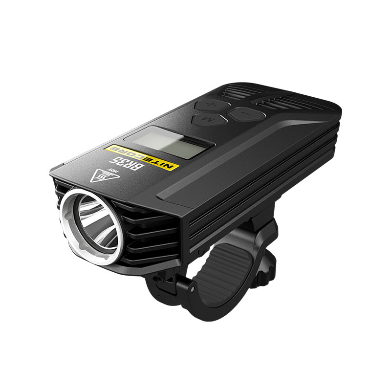 Nitecore BR35 Rechargeable Bike Light Dual Distance Beam 1800 Lumens фото