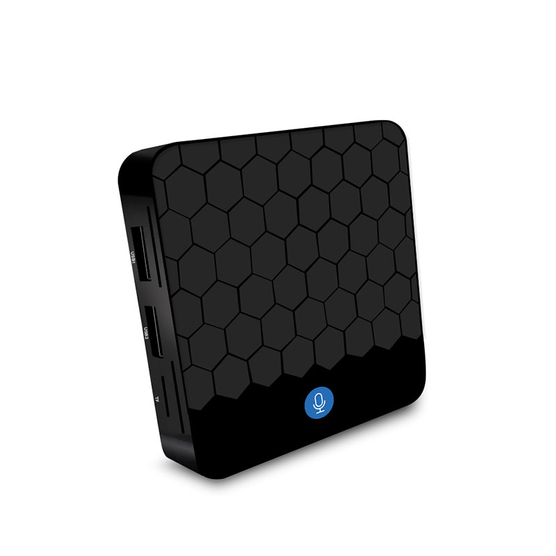 X88 Mini Android 7.1 TV Box with Voice Control 2GB RAM 16GB ROM