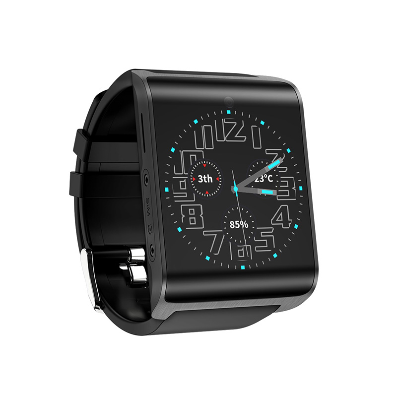 Купить со скидкой DM2018 4G Smartwatch Phone 1GB RAM 16GB ROM