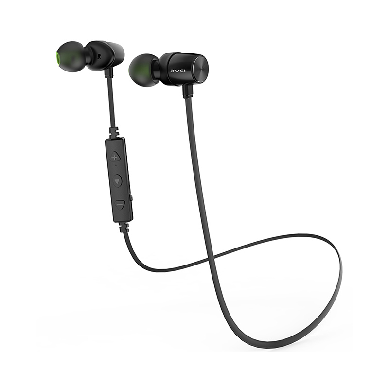 Awei WT30 Wireless Bluetooth Earphone IPX4 Waterproof фото