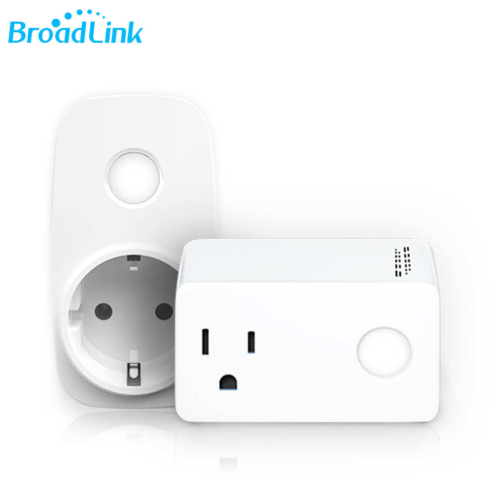 Broadlink SP3 Intelligent Home Plug Outlet Remote Control for iOS Android APP фото
