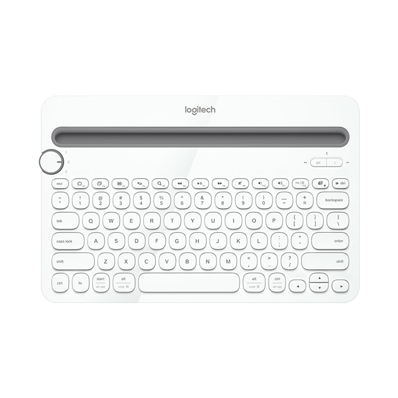 Logitech K480 Bluetooth Wireless Keyboard