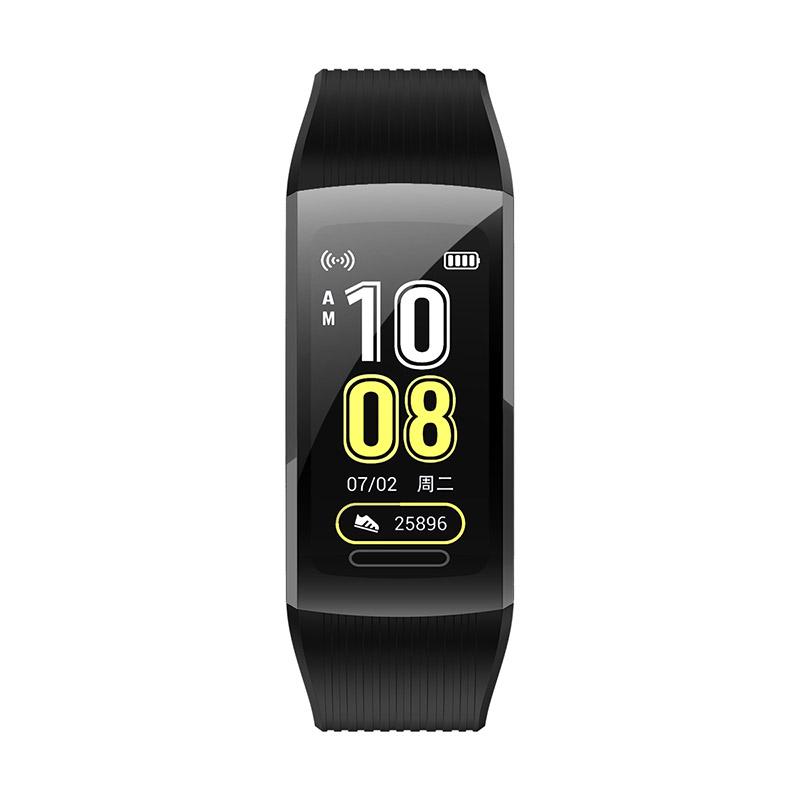 R10 Sports Smart Bracelet 1.14 Inch IP67 Waterproof Heart Rate Blood Oxygen