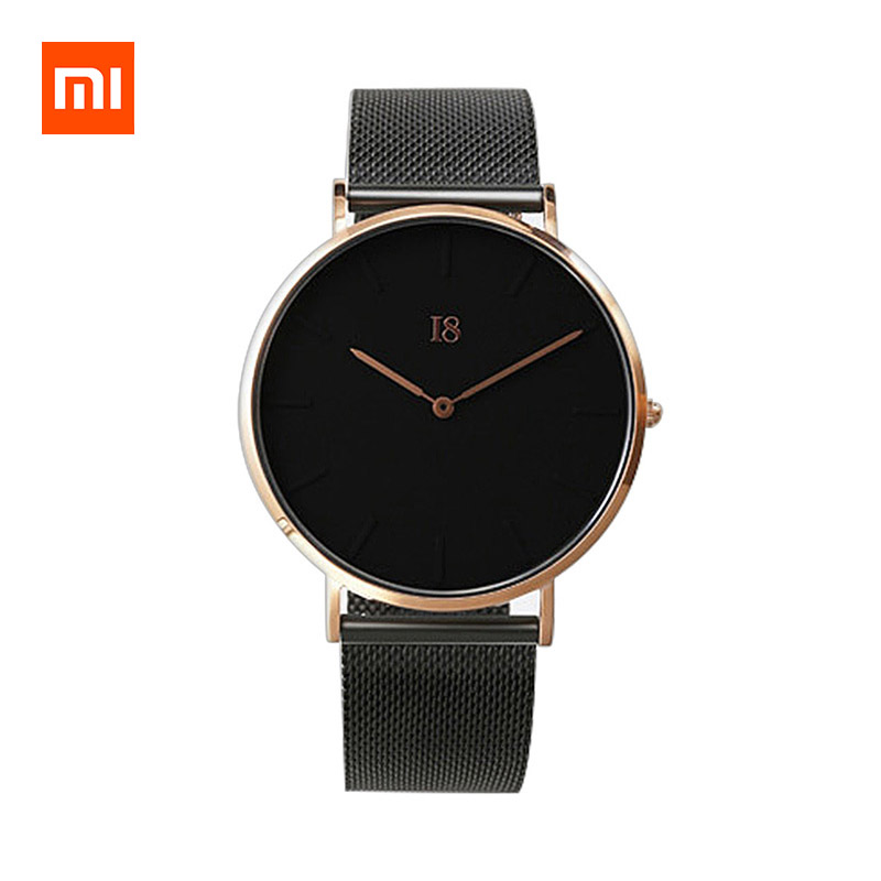 Xiaomi Mijia I8 Quartz Watch Synthetic Sapphire Case