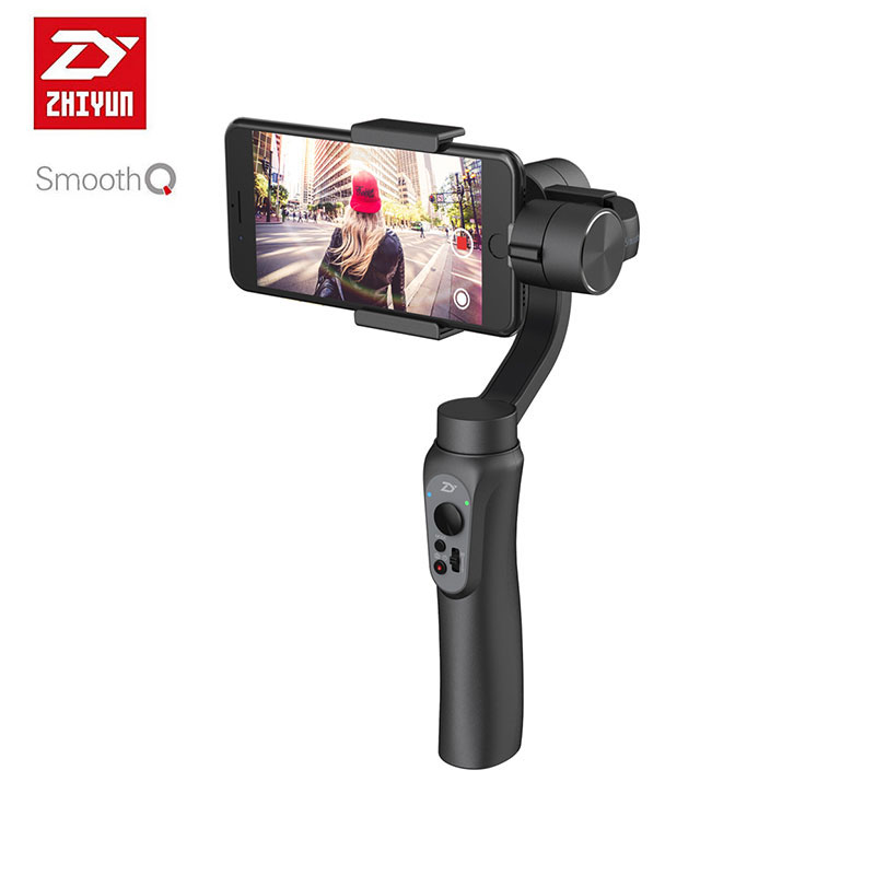 Zhiyun Smooth Q 3 Axis Handheld Gimbal Stabilizer for Smartphone GoPro 3/4/5 фото
