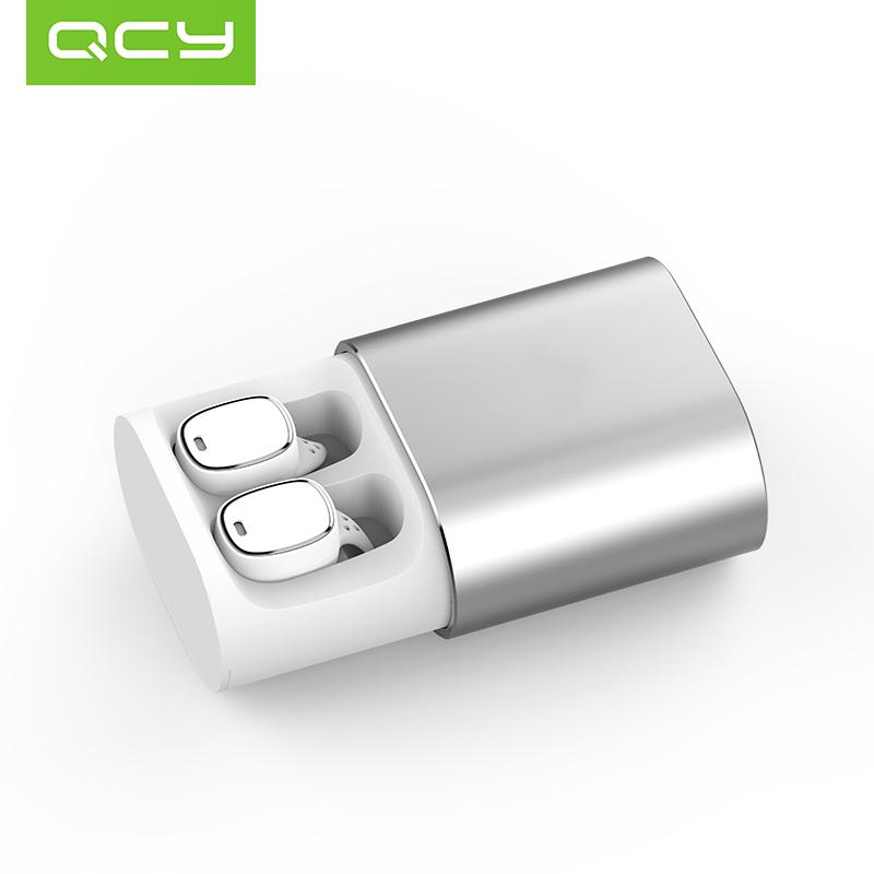 Купить со скидкой QCY T1 Pro Smart Touch Control TWS Wireless Earphones with Charging Box