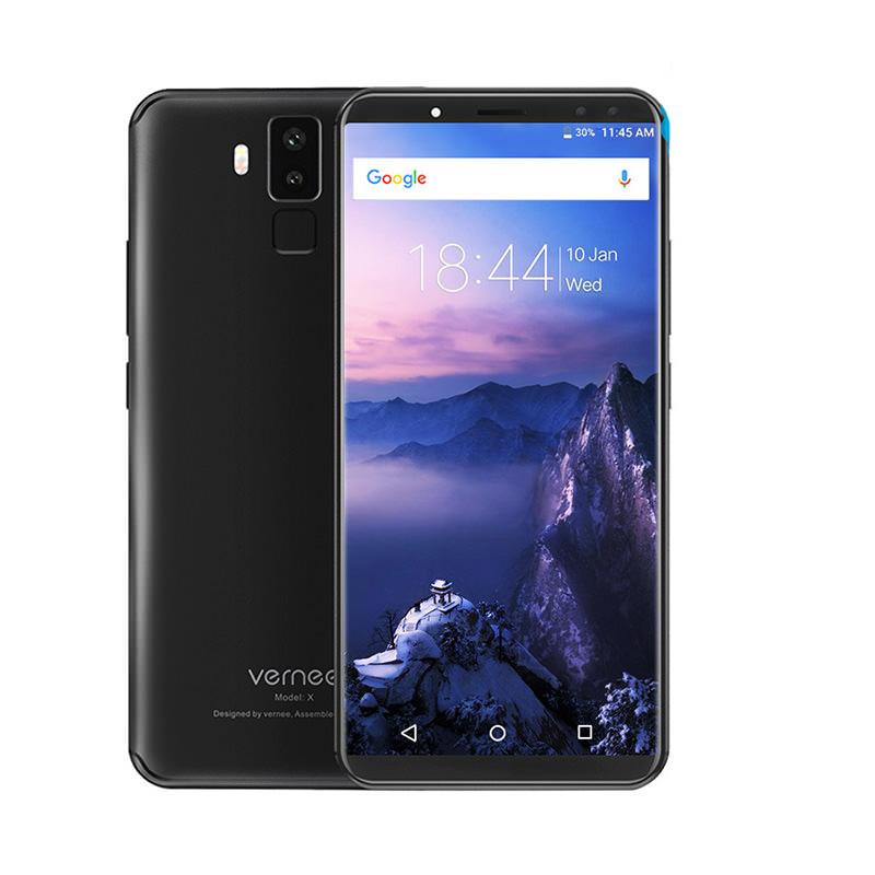 Vernee X 4G Smartphone 6GB RAM 128GB ROM фото