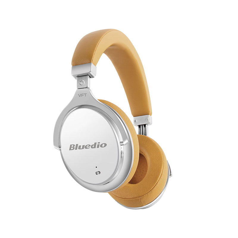 Bluedio F2 Over-ear Bluetooth Headphones with Mic Active Noise Cancelling фото