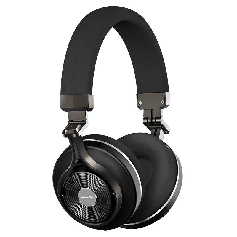 Bluedio T3 Plus Bluetooth 4.1 Stereo Headphones with Mic/Micro SD Card Slot фото