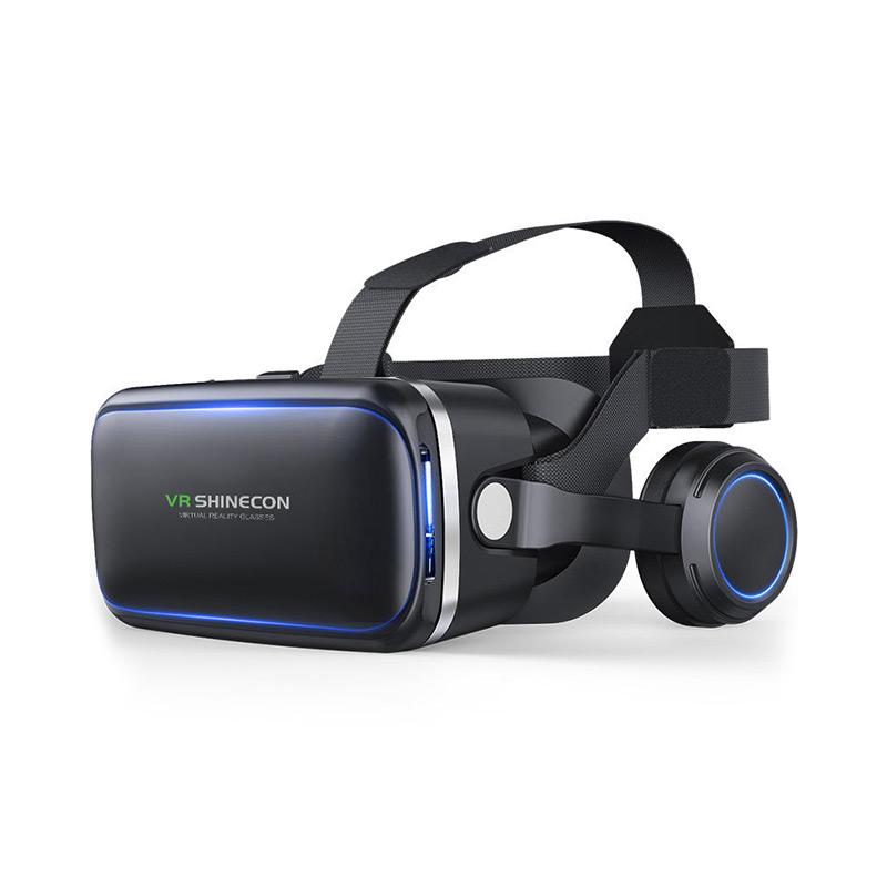 VR Shinecon 6.0 G04E 3D VR Headset Virtual Reality Glasses фото