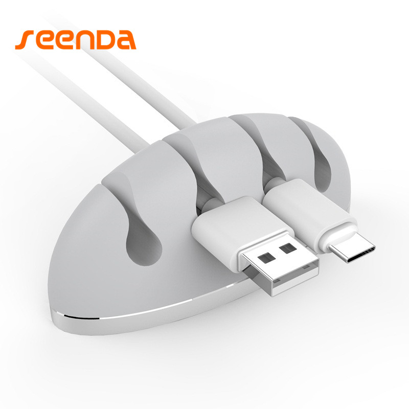 SeenDa Wire Cable Holder for MP4 Earphone Computer Cable фото