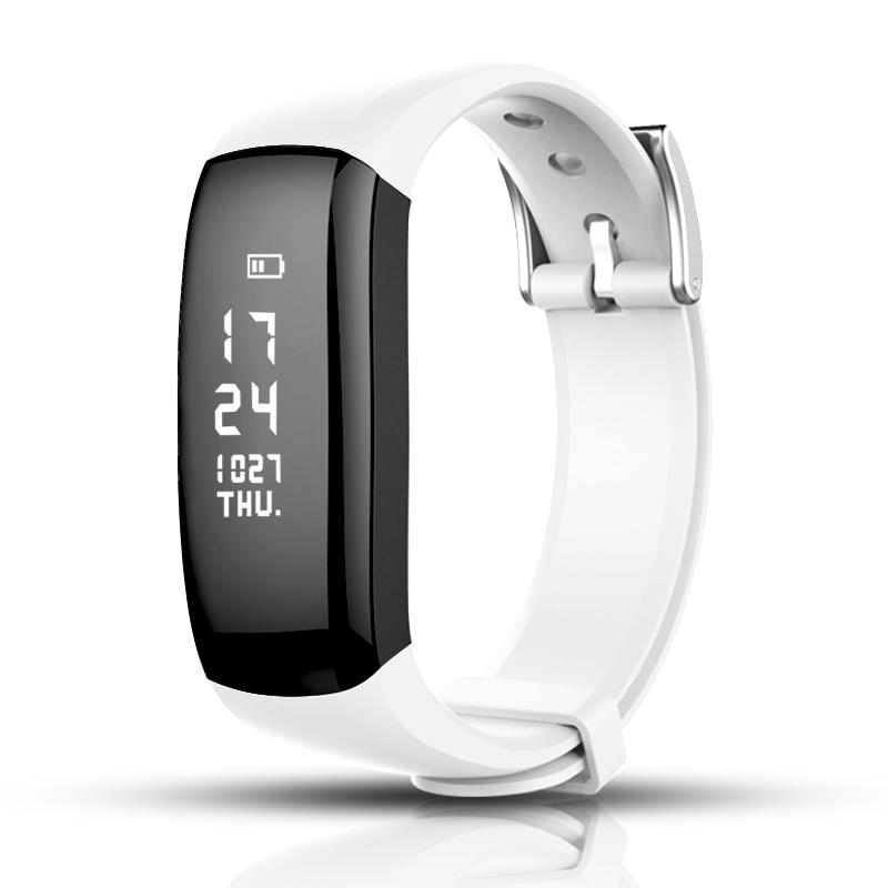 JSK P6 Waterproof Sports Bluetooth Smart Bracelet Sleeping Monitor фото