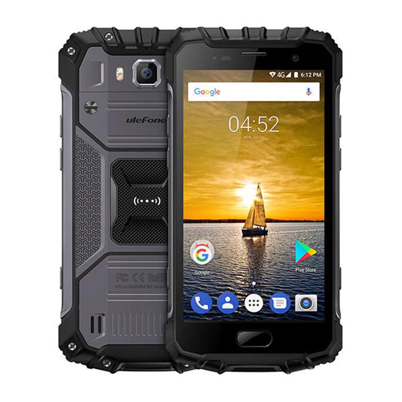 UleFone Armor 2 4G Smartphone 5.0 Inch IP68 6GB RAM 64GB ROM Android 7.0 фото
