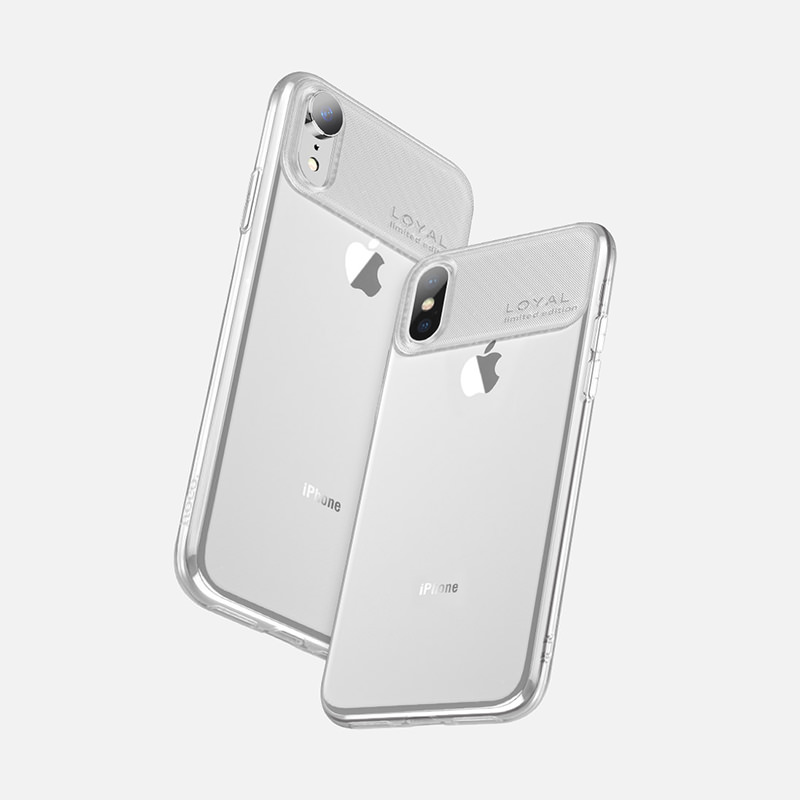 HOCO Clear Soft TPU Case for iPhone XS XS MAX XR фото