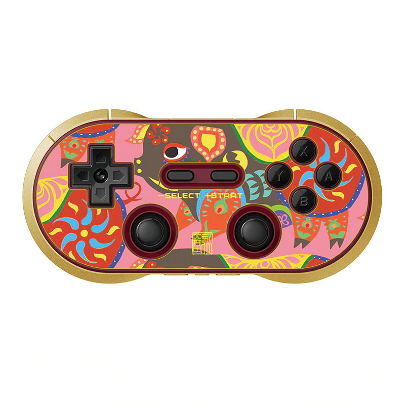 8BitDo Bluetooth Gamepad Wireless Game Controller for Nintendo Switch Year of Pig Limited Edition фото