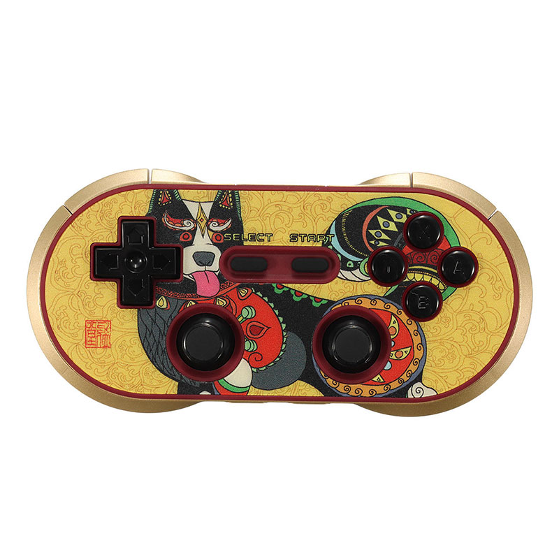 8Bitdo FC30 Pro Wireless Bluetooth Gamepad Game Controller for Android Dog Year Limited Edition фото