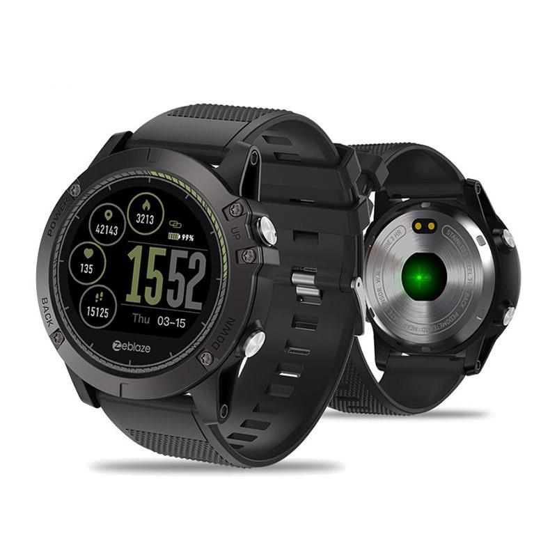 Zeblaze VIBE 3 HR Smartwatch IP67 Waterproof фото