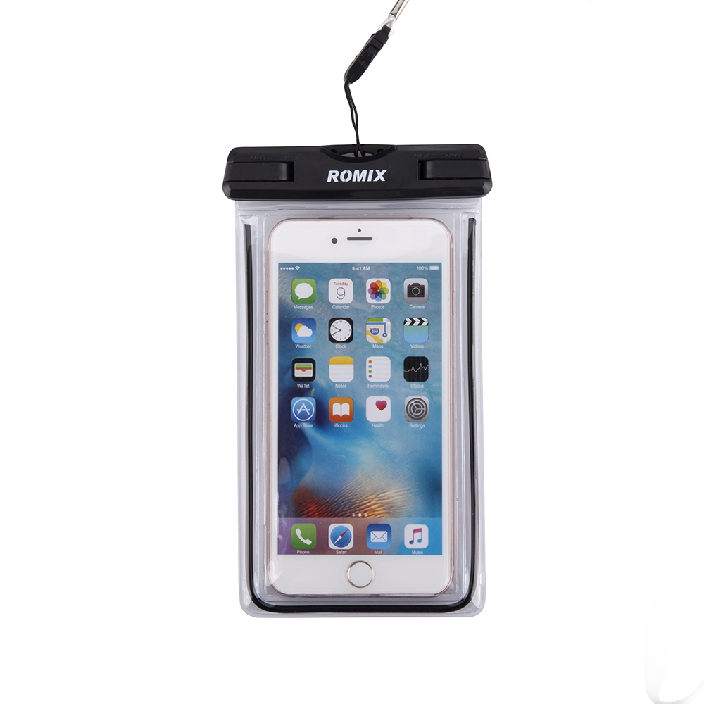 ROMIX RH11 Universal Waterproof Luminous Cell Phone Bag фото