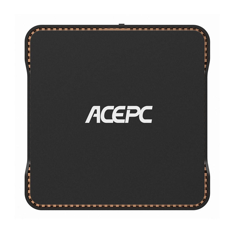 ACEPC AK3V Mini PC Intel Core Apollo J3455 4GB RAM 64GB EMMC ROM 5G WIFI