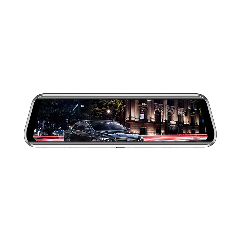 Anytek T900+ 1080P Front And Rear Mirror Recorder Car Rear View Camera фото