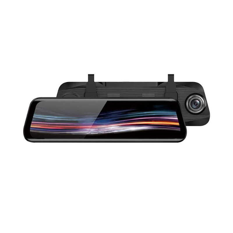 ANYTEK T11 Car Rearview Mirror DVR Dual Lens Dash Cam Camera фото