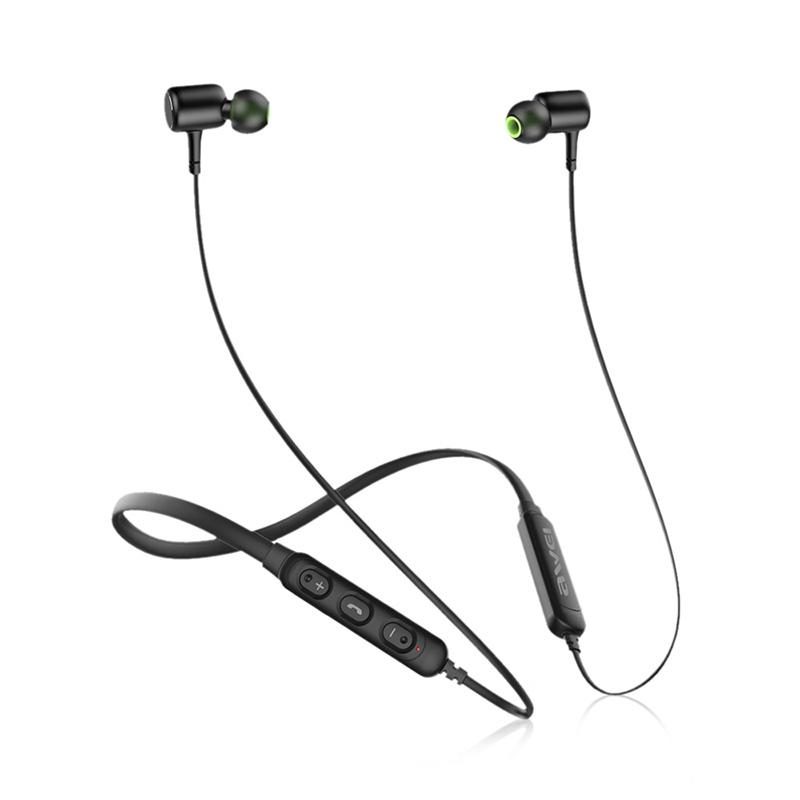 Awei G30BL Bluetooth Sports Neckband Earphone