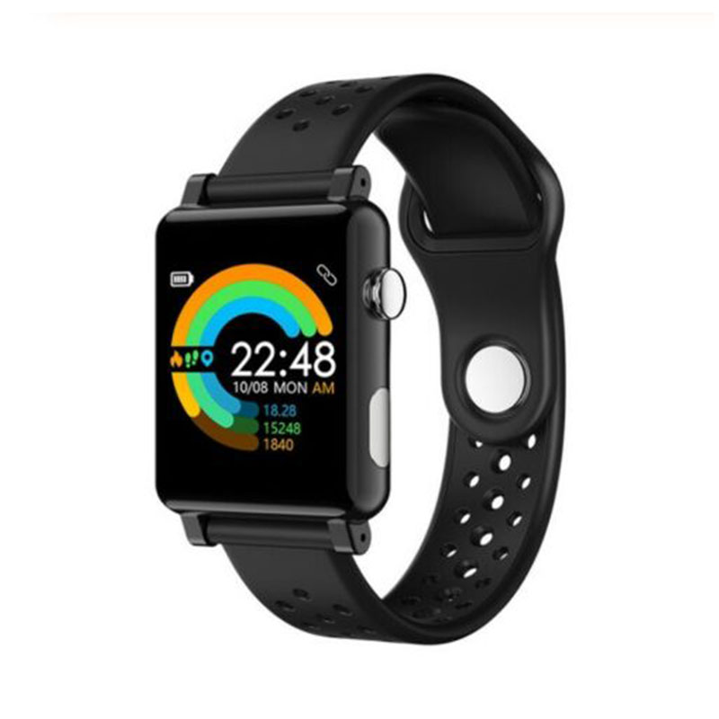B71 Smartwatch ECG Android IOS Fitness Tracker Heart Rate Monitor фото