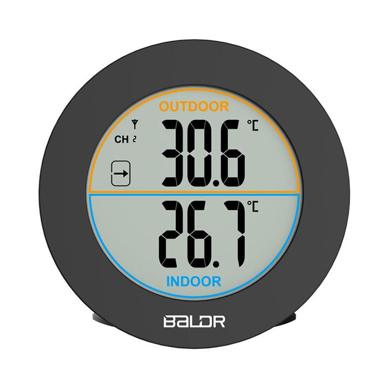 BALDR Indoor Outdoor Digital Thermometer фото