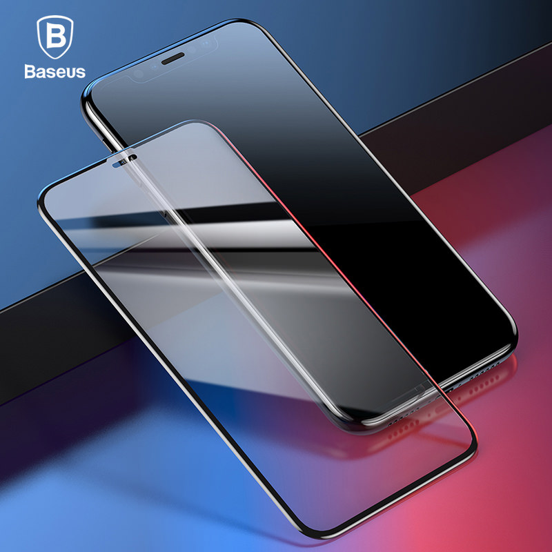 Baseus 0.23mm Thin Screen Protector For iPhone XS XS MAX and XR