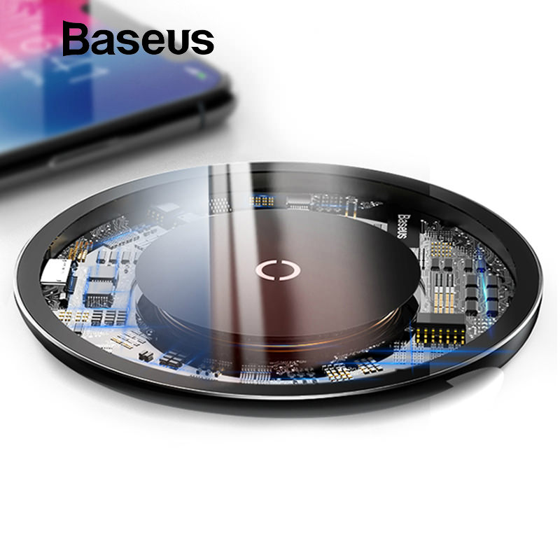 Baseus Qi Wireless Charger for iPhone XS/XS Max/XR
