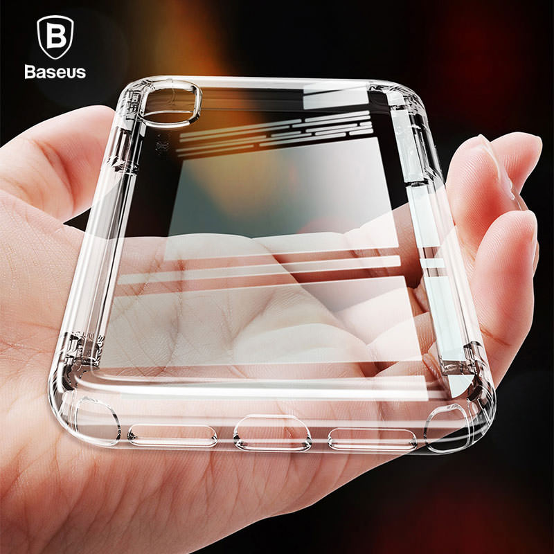 Baseus Airbag Anti Knock Case For iPhone Xs Xs Max XR фото