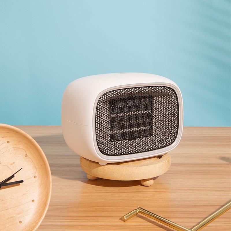 Baseus Portable Electric Fan Heater фото