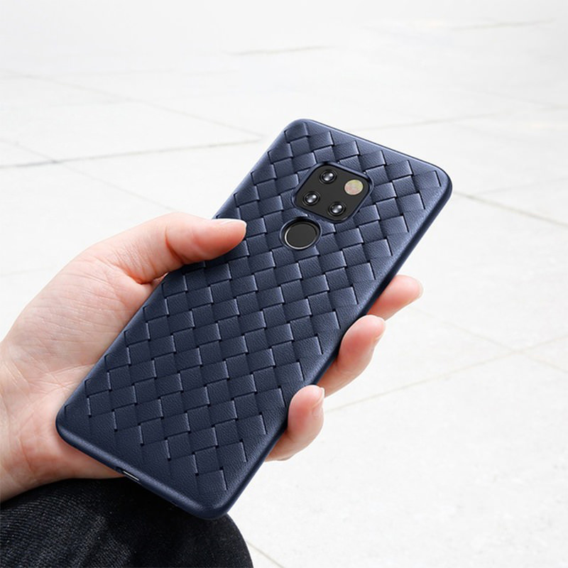 Baseus Weaving Grid Pattern Case for Mate 20 and Mate 20 Pro фото
