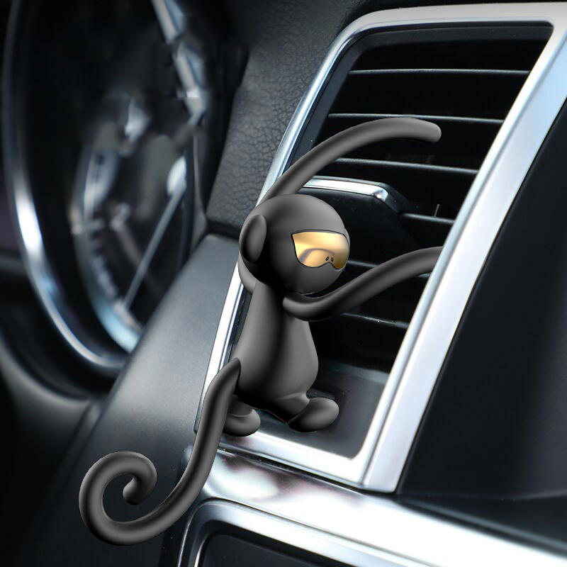 Baseus Monkey-Shaped Car Mount Holder фото