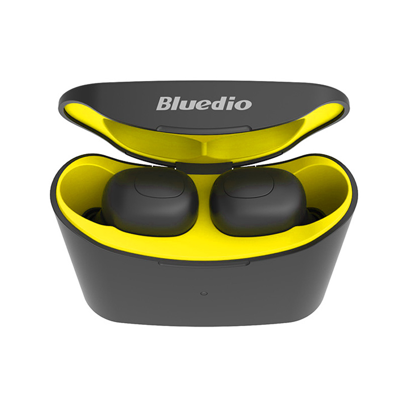 Купить со скидкой Bluedio Mini Wireless Bluetooth 5.0 TWS Earphones