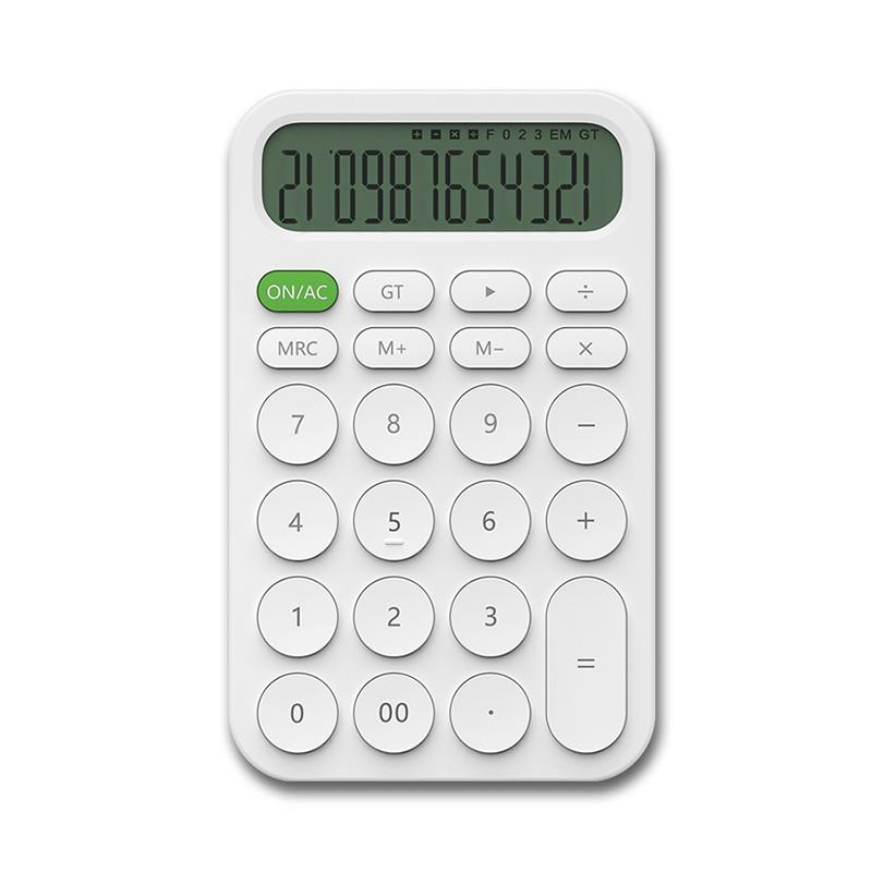 MIIIW 12 Digit Electronic Calculator LED Display фото