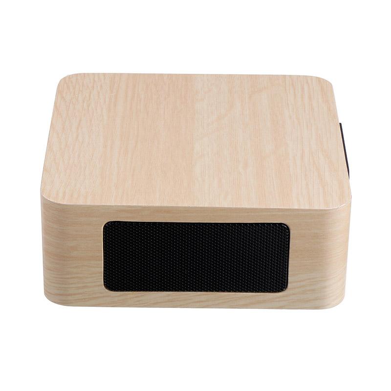 Q1A Portable Wooden Wireless Bluetooth Speaker фото