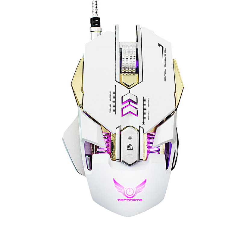 ZERODATE X300 Wired Gaming Mouse фото