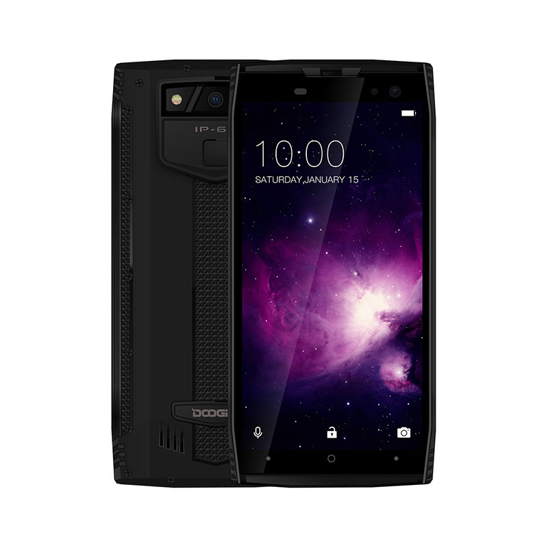 DOOGEE S50 5.7 Inch IP68 Smartphone Octa-core 6GB+128GB 5180mAh Fingerprint фото