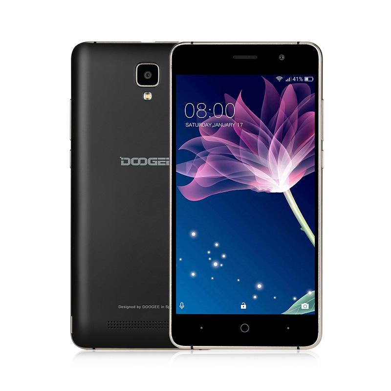 DOOGEE X10S Dual Sim 3G Smartphone 1GB RAM 8GB ROM Global Verson фото